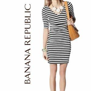 2/$50 Banana Republic- 3/4 Sleeve, Sheath Dress